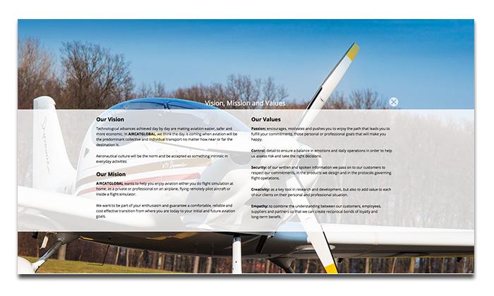 Urbs Disseny i Comunicació » Aircat Global