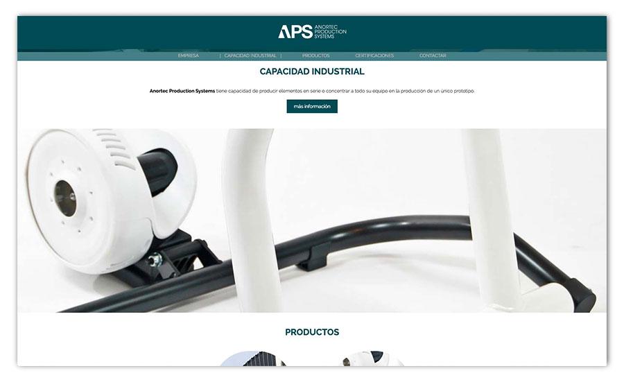 Urbs Disseny i Comunicació » APS Anortec