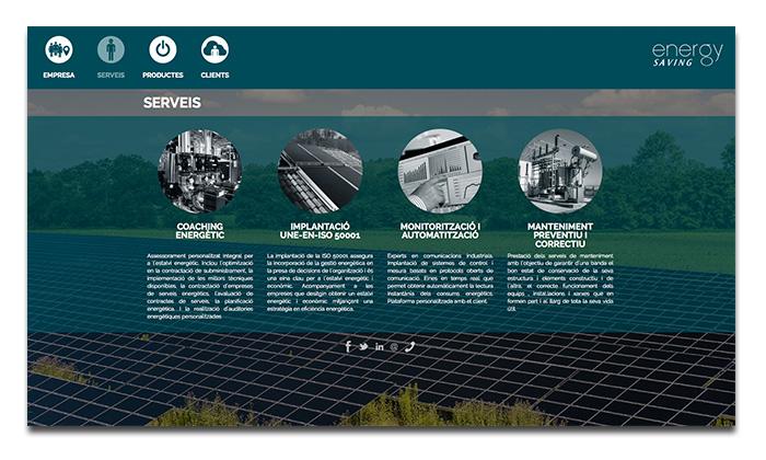 Urbs Disseny i Comunicació » Energy Saving