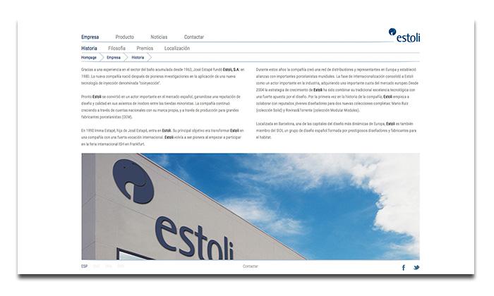Urbs Disseny i Comunicació » Estoli