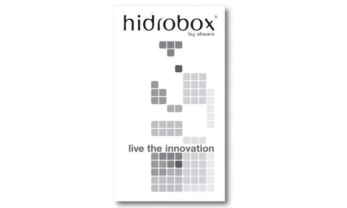 Urbs Disseny i Comunicació » hidrobox