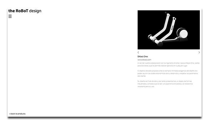 Urbs Disseny i Comunicació » The RoBoT design